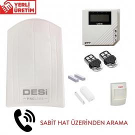Desi Proline WTKS LCD